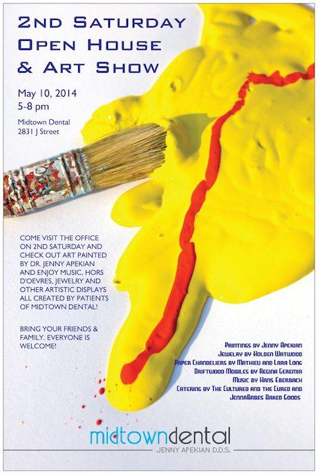 Midtown Dental 2nd Sat Poster 1