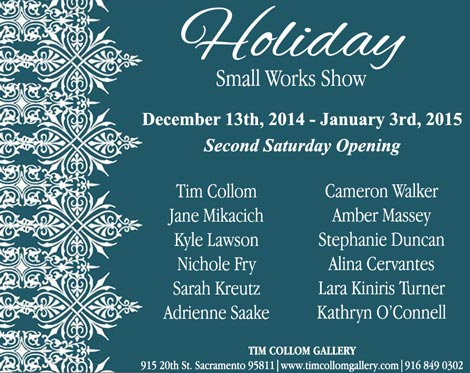 Tim Collom Gallery December 2014