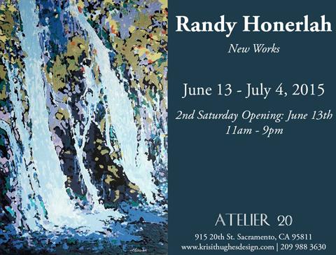 Atelier 20 Exhibit June 2015 Flier