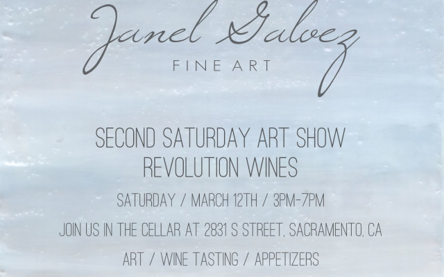 Revolution Wines 2nd Saturday March 2016