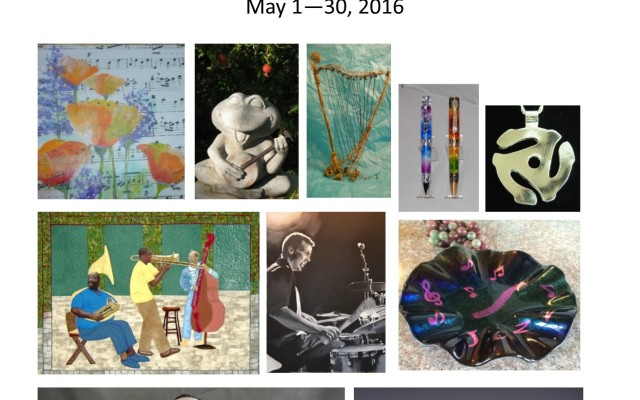 Artists Collaborative May 2016