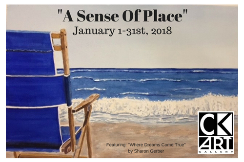 A Sense of Place Flyer