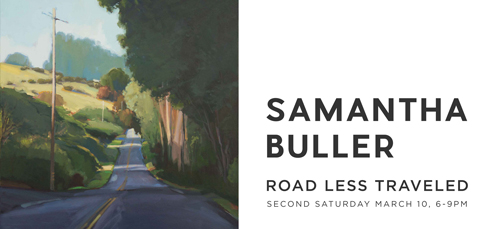 Samantha Buller: Road Less Traveled