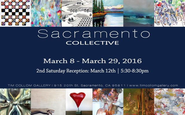 Sacramento Collective 2nd Saturday Flyer March 2016
