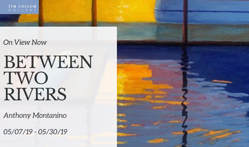 Between Two Rivers at Tim Collom Gallery in May 2019