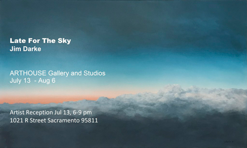 Late For the Sky at Arthouse on R in July 2019