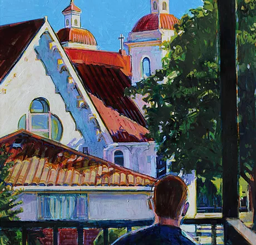 Hermann/Collom: 20/20 at Tim Collom Gallery in September 2019